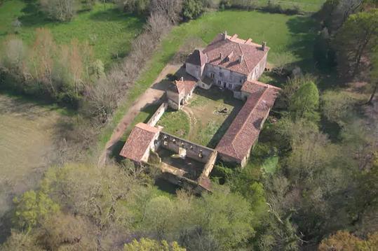 Chateau-Gite Landes Pays Basque