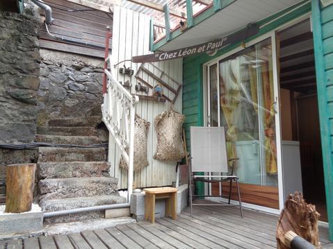 Chez Léon et Paul Guesthouse, gîte campagnard