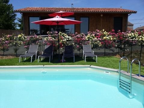 Périgord près Monbazillac, jacuzzi, piscine, calme