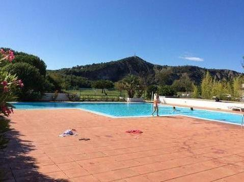 Gîte climatisé 6 pers, jardin, grande piscine, 5 m