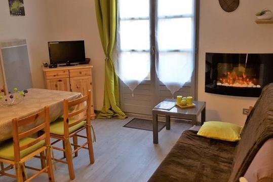 Appartement avec terrasse vue sur la montagne