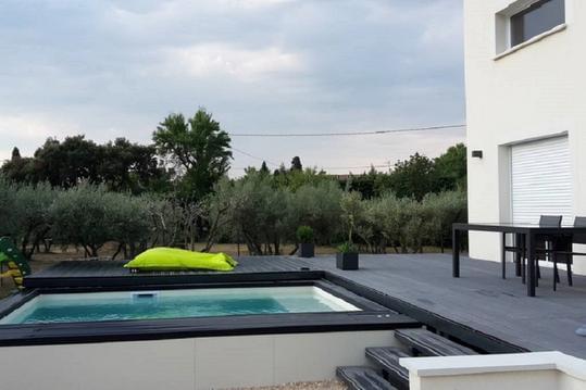 Maison olivette