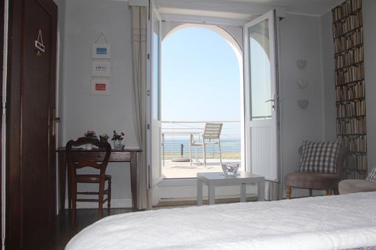 Villa Keris chambre l'ocean