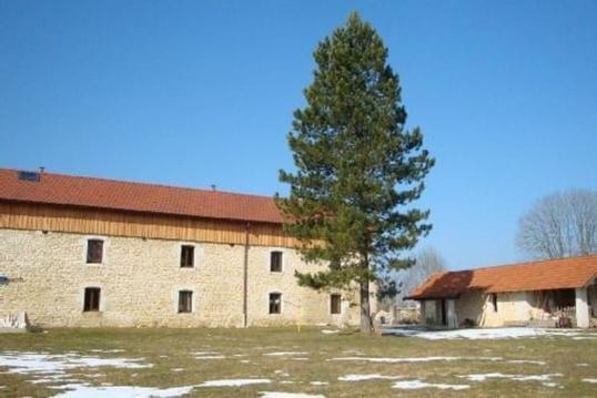 Appartement dans une ancienne ferme