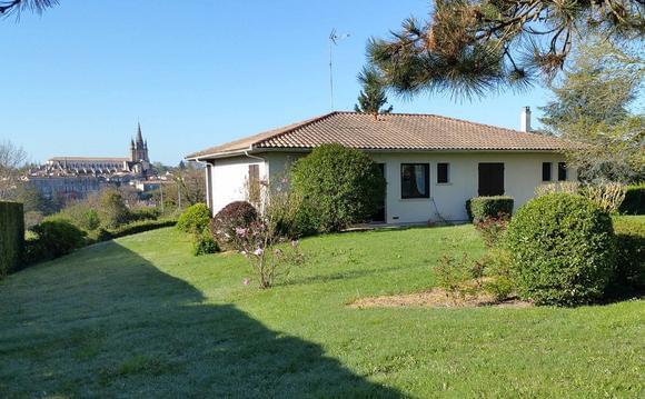 Villa vintage en sud gironde et Sauternais