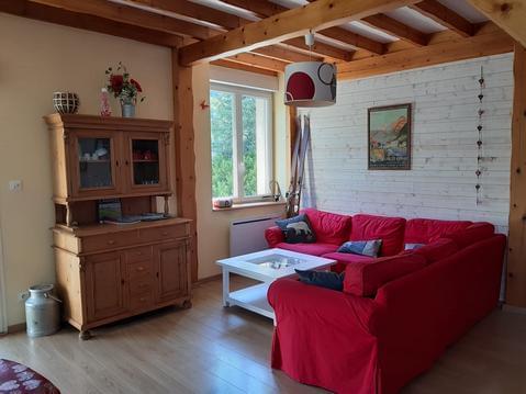 Appartement cocooning proche randonnées et ski