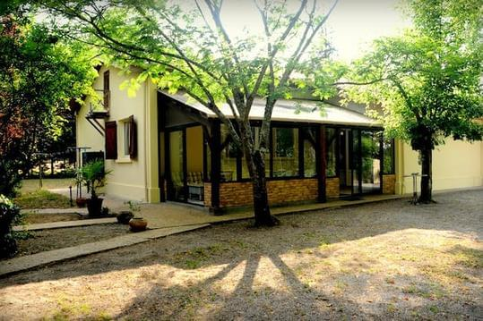 Grande maison sur terrain clos 15 kms Hossegor