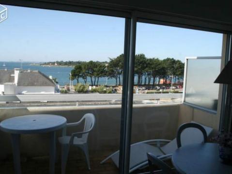 Studio avec belle vue mer EXCEPTIONNEL à 50m DE LA