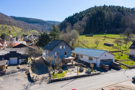 La Villa du Hohneck 300m² pour 15 personnes sauna