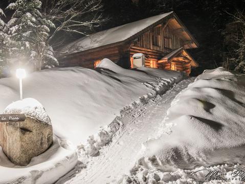 Superbe chalet rondins de 150m² au cœur des Vosges