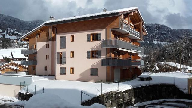 """""""Le 344"""" - appartement 4/6p avec terrasse au calme"""