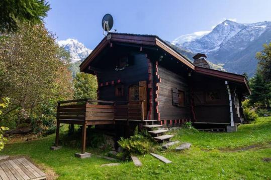 Mazot du Mont-Blanc