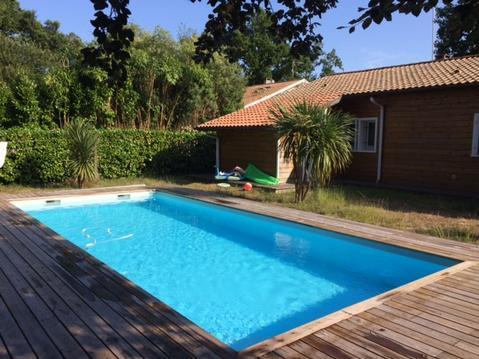 Belle maison avec piscine à Seignosse Bourg