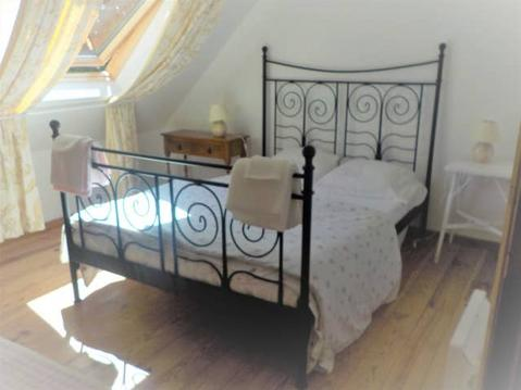 Double Room No 3  with large bathroom adjacent
