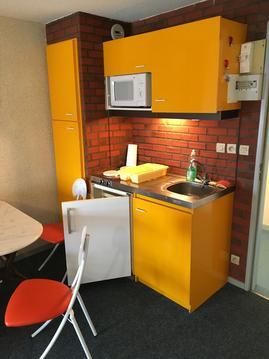 Appartement T2 pied des pistes ST Lary Pla D'Adet