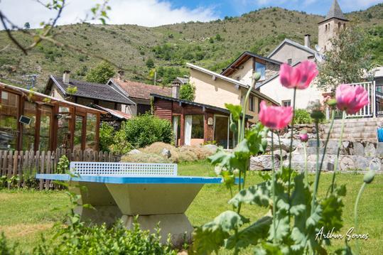 gîtes en montagne avec piscine