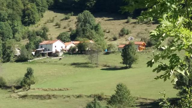 Maison de hameau dans le parc du vercors