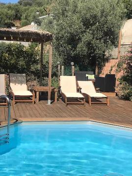 Dépendance 2 chambres entre Ajaccio et Porticcio