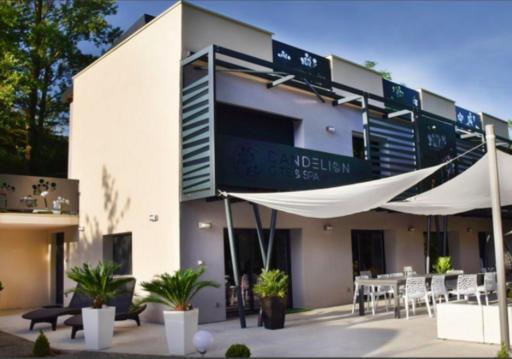 villa 5***** nature design piscine jacuzzi plage m