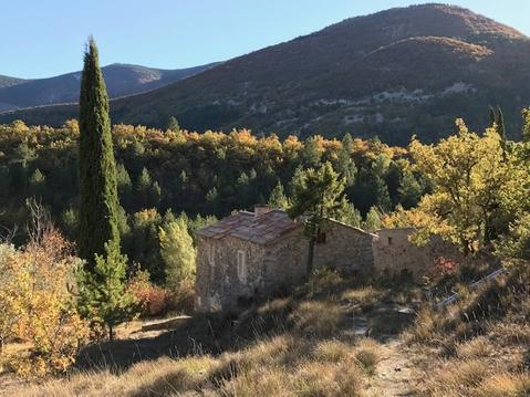 les eyssaux en baronnies provençales
