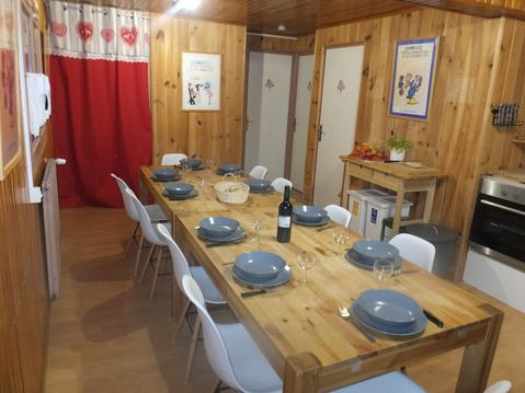 chalet l'ourson 20 pers. chamrousse 1750