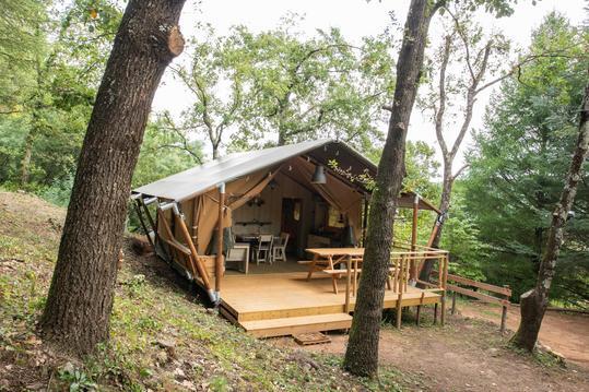cabanes pour séjour insolite