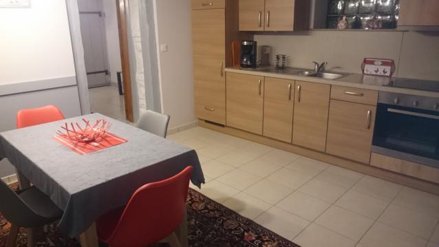 appartement campagnard
