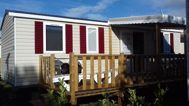Mobile-home 6 personnes Budget 36m²