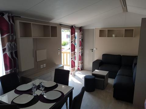 Mobile-home 6/8 personnes Excellence 42m²