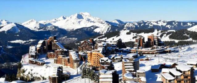 Avoriaz - 2 pieces coeur de station - ski au pied