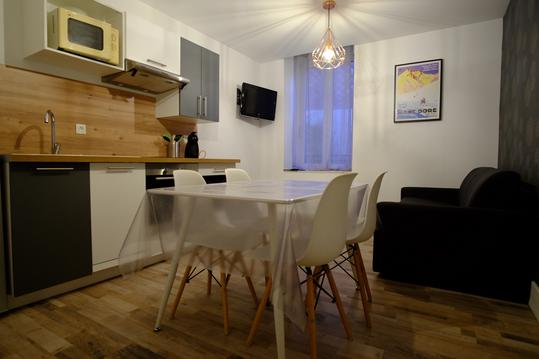 Villa Jean Julien - App T2 - 2 chambres - 4 pers