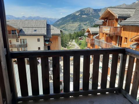 location appartement résidence 3* avec piscine