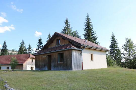 Gite Chalet Chardon Bleu avec sauna, pour 8 pers.