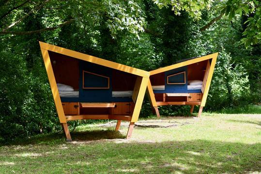 Cabane pour 2 personnes