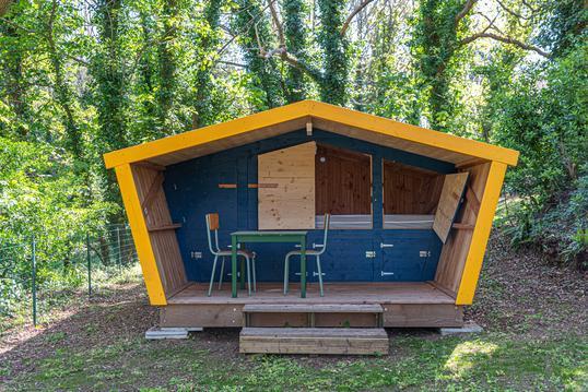 Cabane pour 4 personnes