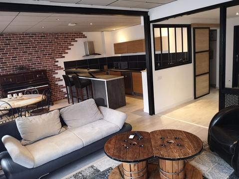 Appt 102 m2 résidence sécurisé, parking privatif