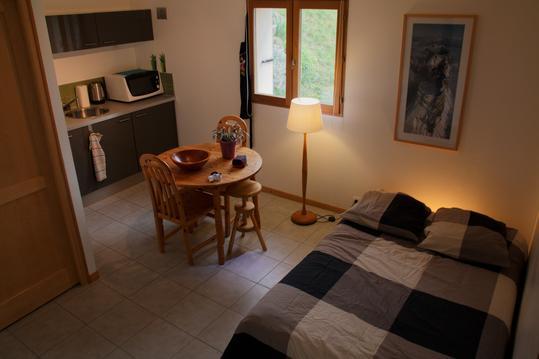 """Studio de montagne en Chartreuse : """" Le Cairn"""""""