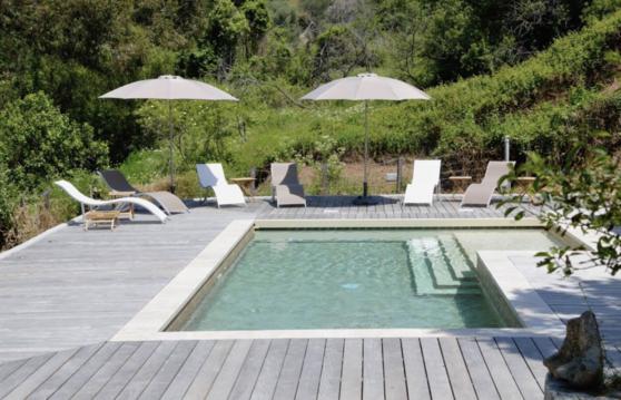 Villa avec piscine vue mer 10 personnes
