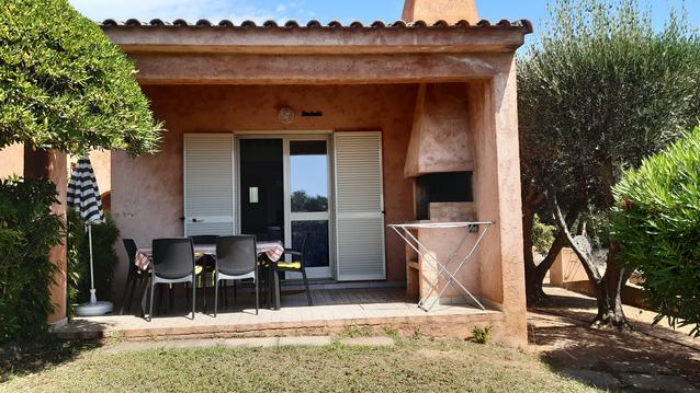 Mini villa Giulietta