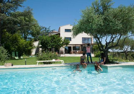 Villa 6 personnes avec piscine