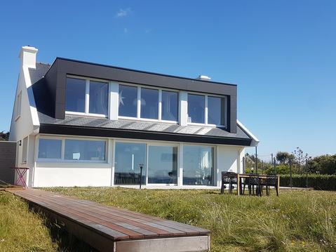 maison Bretagne bord de mer pour 8 pers