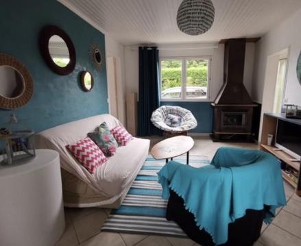 Maison au cœur des dunes