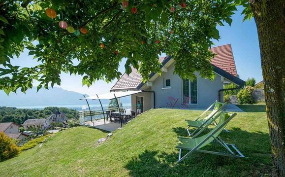 Gite LaurieRaphael, Aix, Annecy, plage et montagne