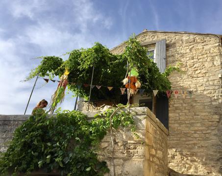 Maison en Sud Ardèche : gîte au Bonheur du Fez