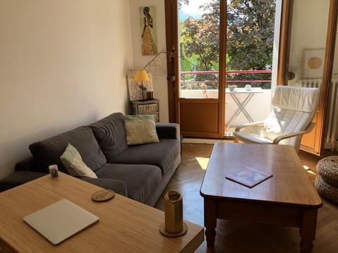 Lumineux appartement de 65 M2 à Annecy
