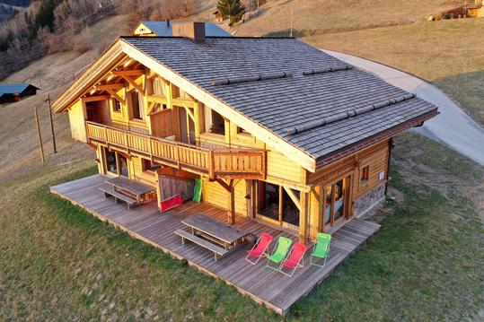 Chalet Nomad - Chambre Double 1