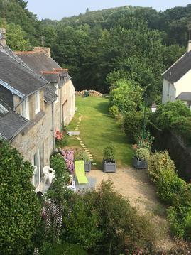 maison bretonne calme centre ville