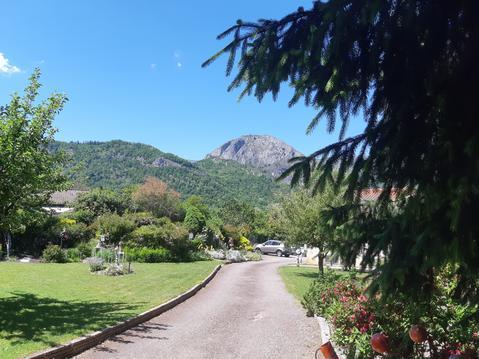 Séjour au gîte la Treille Tarascon sur Ariège