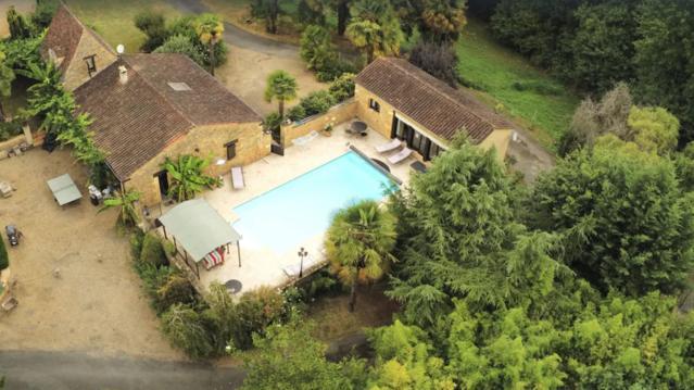 Villa Périgourdine à Sarlat avec piscine
