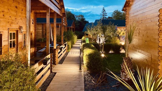 Cottage avec bain nordique privatif illimité